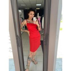 Hot Dress Red